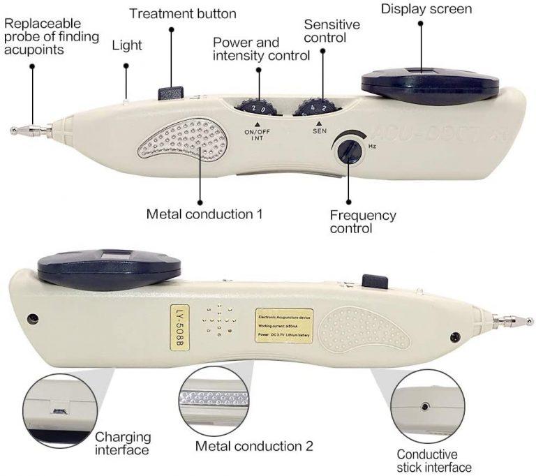 دستگاه طب سوزنی